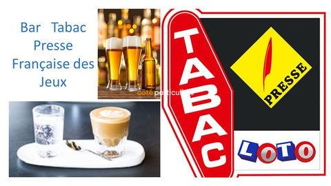 Fonds de Bar Tabac Presse Loto 87000 56300 Pontivy