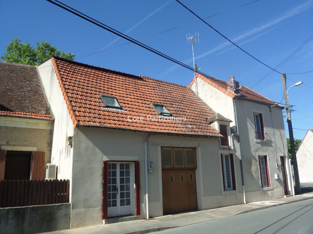 Vente Immeuble Immeuble avec deux appartements proche canal St amand montrond