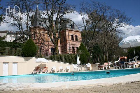 Vente Propriété/château Saint-Alban-sur-Limagnole (48120)