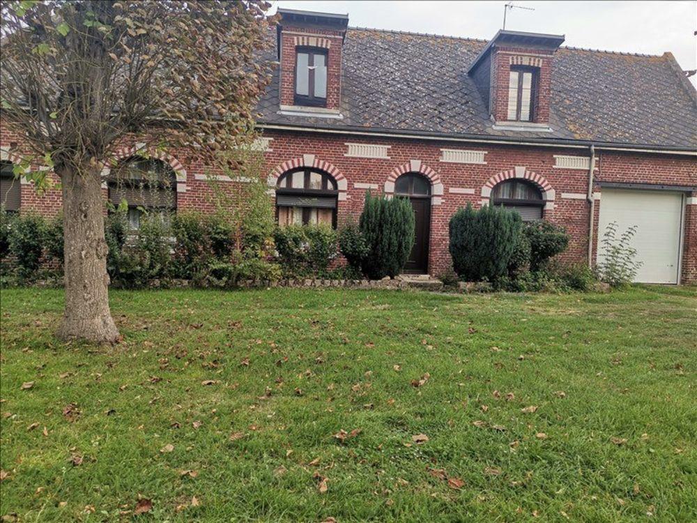 Vente Maison Maison/Villa 8 pièces Chaulnes