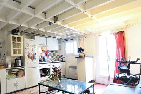MONTREUIL - Appartement - 2 Pièces - 39m² 269000 Montreuil (93100)
