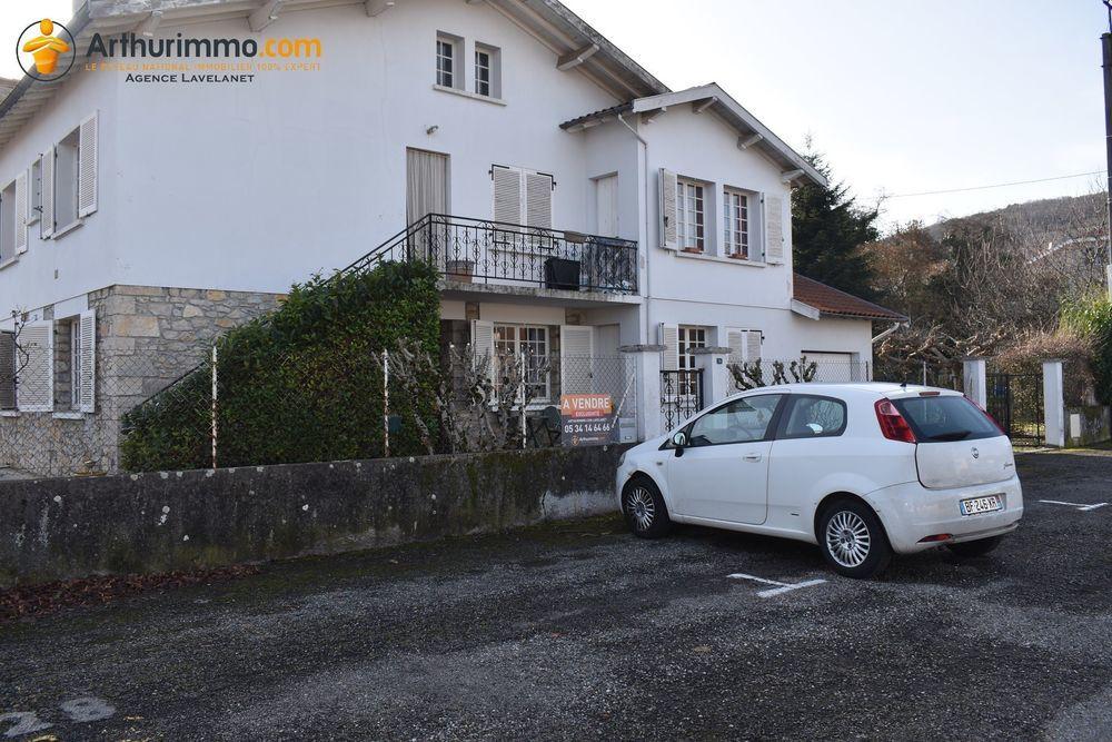 Vente Maison Grande maison avec deux appartements en centre ville de Lavelane Lavelanet