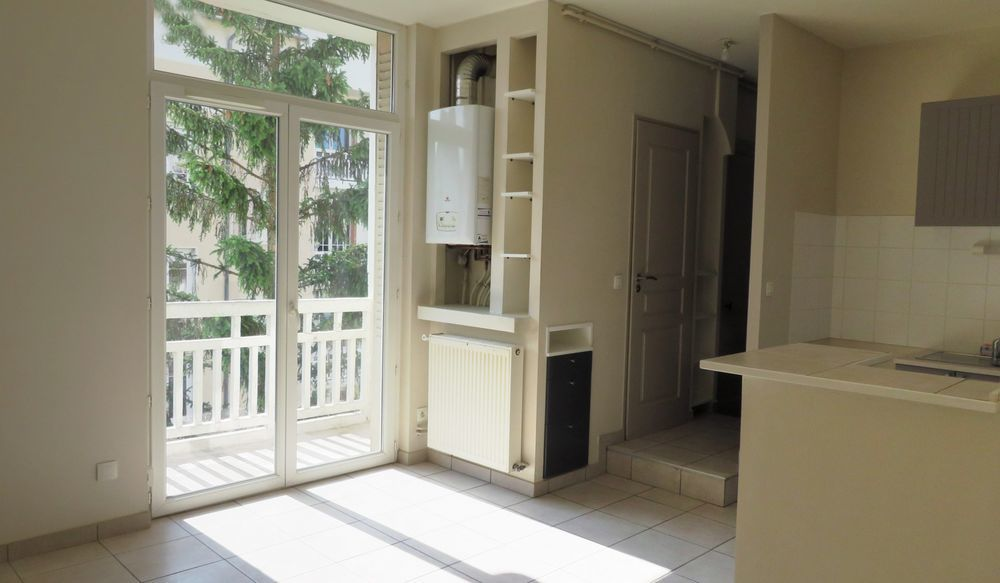 Vente Appartement VIENNE NORD, Appartement T3 de 46.72m² avec balcon et cave Vienne