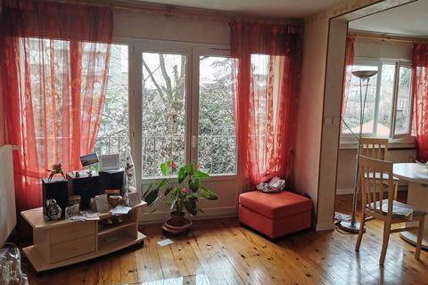 SAINT-ETIENNE FAURIEL BEAU T4 AVEC BALCON 74000 Saint-Etienne (42100)