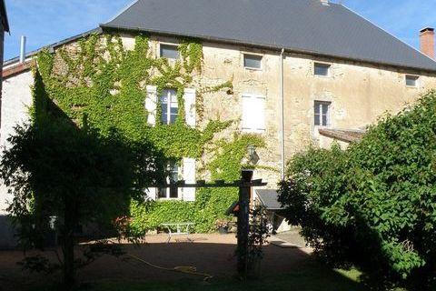 LE MAUPAS SUSSEY - Maison - 12 Pièces - 375 m² 250000 Sussey (21430)