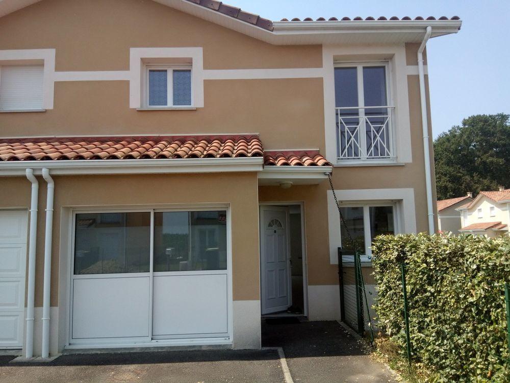 Vente Maison SERRES-CASTET - PAU - Maison Jumelée - 5 pièces  - 92m² Serres-castet