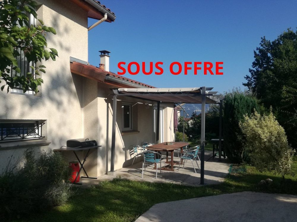 Vente Maison Au portes du Royans Saint-marcellin
