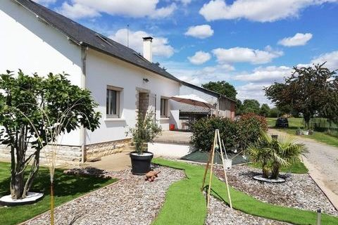 SAINT-GEORGES-DE-POISIEUX - Maison - 6 Pièces - 160m² 174000 Saint-Amand-Montrond (18200)