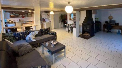 MONCLAR-DE-QUERCY - Maison - 6 Pièces - 176m² 177000 Monclar-de-Quercy (82230)
