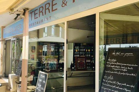 Fond de commerce - restaurant gastronomique - Port de Sète 159500 34200 Sète