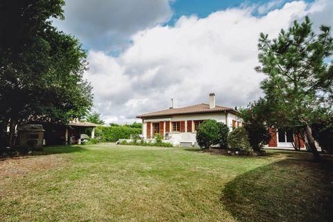 VILLENAVE-D'ORNON - Maison - 7 Pièces - 184m² 587000 Villenave-d'Ornon (33140)