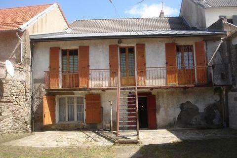 La Bastide PUYLAURENT ,   - Maison  - 7 Pièces - 267m² 90000 La Bastide-Puylaurent (48250)