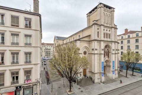 LYON 7ème - Appartement - T1 Bis - 47m² 285000 Lyon 7