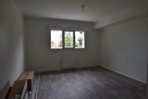 Studio à louer situé à LOUVIERS avec cave et jardin 379 Louviers (27400)