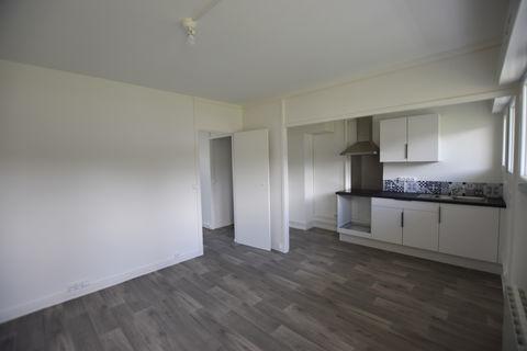Appartement de type 2 avec jardin et cave 498 Louviers (27400)
