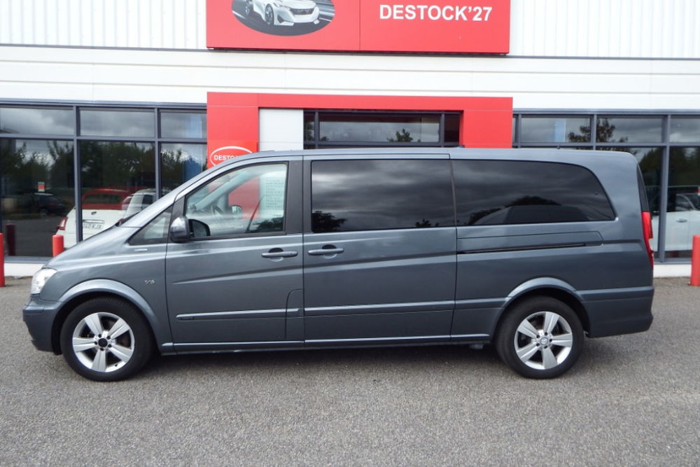 Viano V6 3.0 CDI BlueEfficiency Extra Long Ambiente A 2011 occasion 27000 Évreux