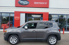 Jeep Renegade 1.6 I MultiJet S&S 120 ch Limited 2017 occasion Évreux 27000