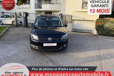 Volkswagen Touran 1.6 TDI 105 CARAT 2013 occasion Francheville 69340
