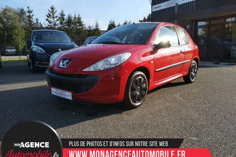 Peugeot 206 + 1.1 TRENDY 2010 occasion Étalondes 76260