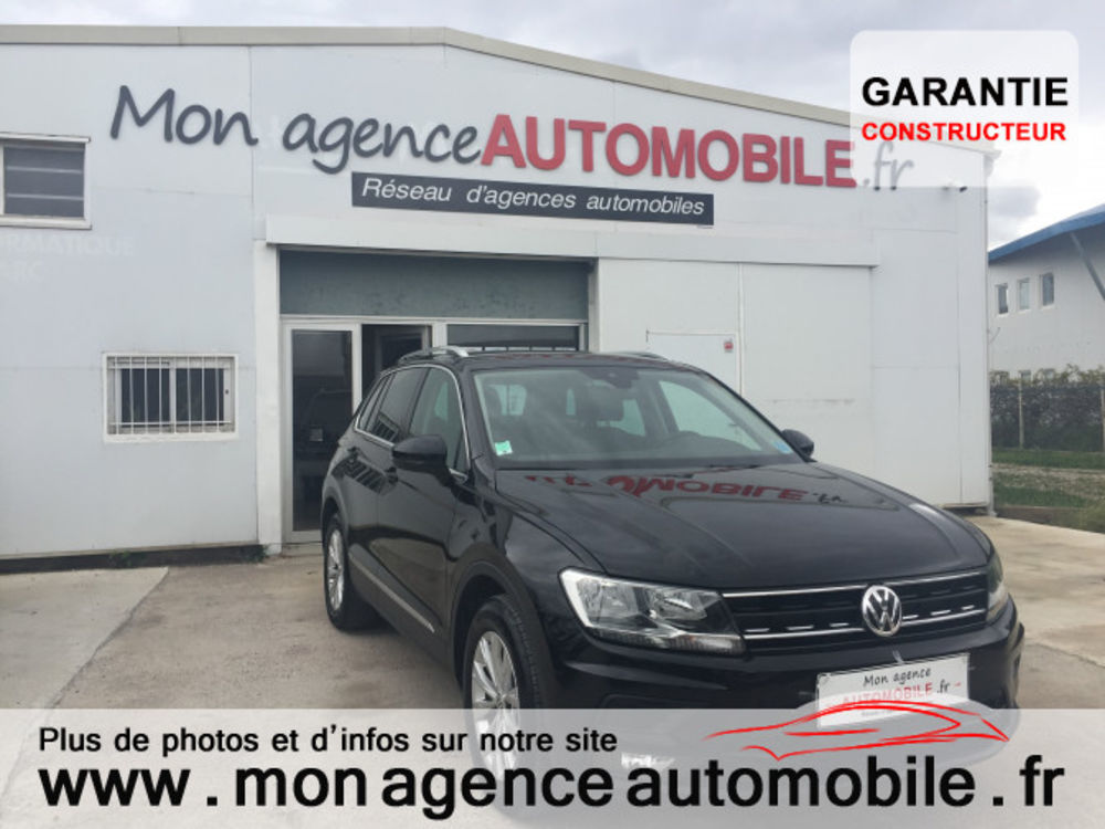 mon agence volkswagen tiguan 2 0l confortline saint est ve 66240 annonce 0017777. Black Bedroom Furniture Sets. Home Design Ideas