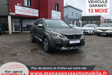 Peugeot 3008 2.0 BlueHDI 180ch GT S&S EAT6 2016 occasion Chavelot 88150