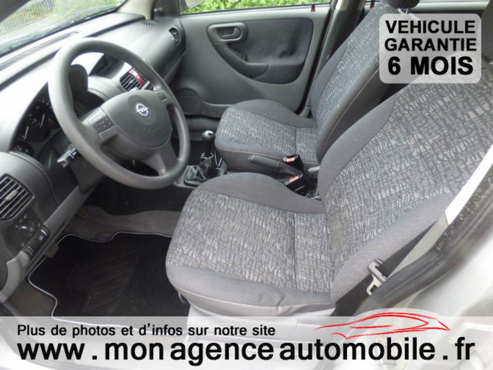 mon agence automobile aytre opel corsa 1 2 i aytr 17440 annonce 0018616. Black Bedroom Furniture Sets. Home Design Ideas