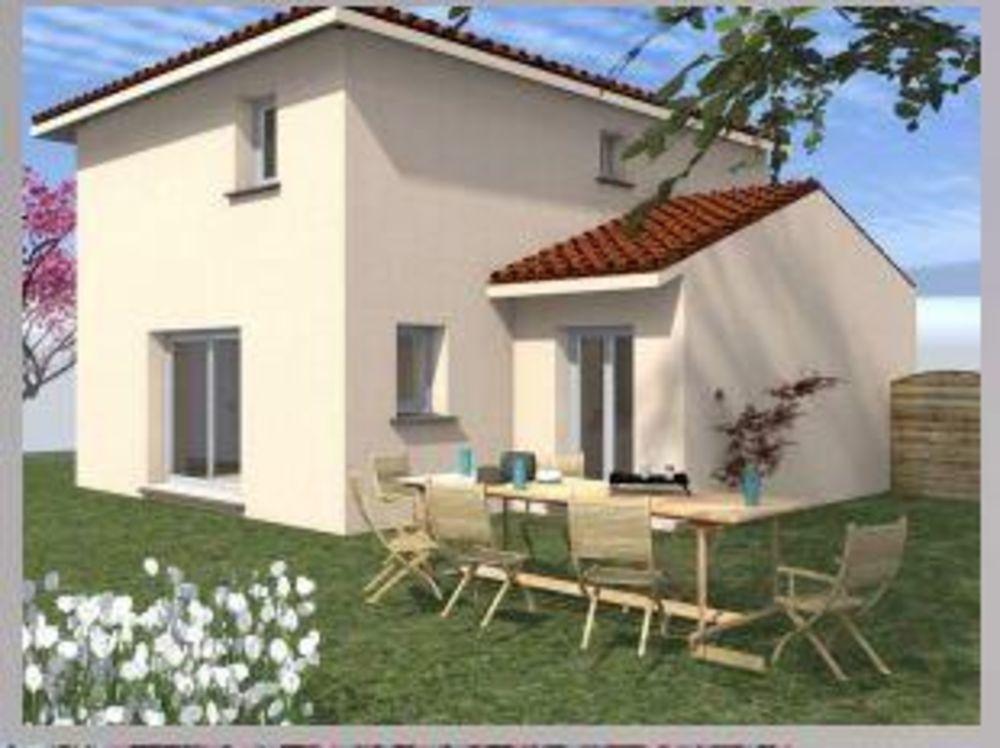 Annonce vente maison nivolas vermelle 38300 86 m 204 for Assurance habitation maison