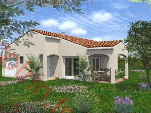 Annonce vente maison champdieu 42600 91 m 191 700 for Vente maison en construction