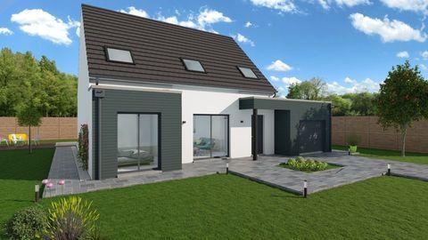Vente Maison 401100 Bourgbarré (35230)