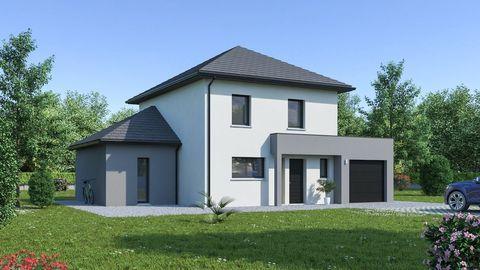 Vente Maison 239800 Combourg (35270)