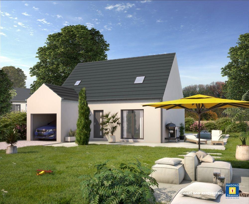 vente Maison - 5 pièce(s) - 90 m² La Ferté-Alais (91590)