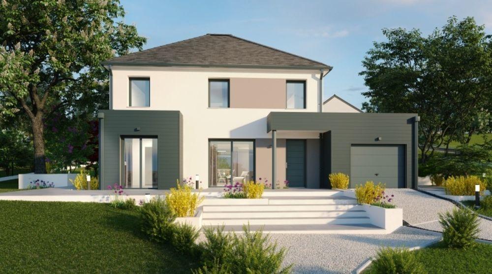 vente Maison - 6 pièce(s) - 137 m² Carquefou (44470)