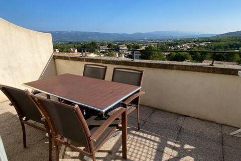 location appartement - 2 pièce(s) 806 Mallemort (13370)