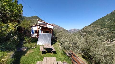 Maison dans les oliviers 380000 Breil-sur-Roya (06540)