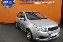 Chevrolet Aveo 1.2 16V 84 LS 5P 2010 occasion Vert-Saint-Denis 77240