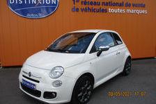 Fiat 500 (2E GENERATION) II 1.2 8V 69 S 2014 occasion Vert-Saint-Denis 77240