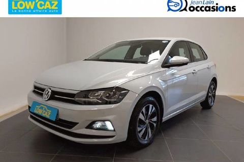 VOLKSWAGEN POLO BUSINESS 2018 - Blanc - Polo 1.6 TDI 95 S&S BVM5 Confortline Business 14890 38360 Sassenage
