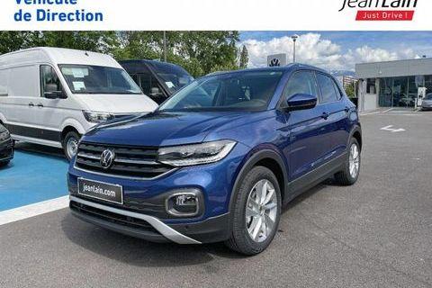 Volkswagen T-Cross 1.0 TSI 115 Start/Stop DSG7 Carat 2021 occasion Fontaine 38600