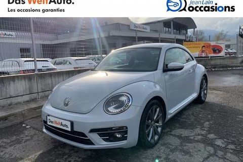 Volkswagen COCCINELLE II Coccinelle 1.2 TSI 105 BMT DSG7 Design 2018 occasion Voiron 38500