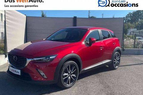 Mazda Cx-3 CX-3 2.0L Skyactiv-G 120 4x2 Selection 2018 occasion La Motte-Servolex 73290