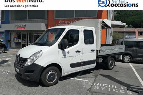 Renault Master MASTER 2.3dCi L2H1 3.5t 130CH 2019 occasion Scionzier 74950