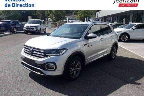 Volkswagen T-Cross 1.0 TSI 110 Start/Stop DSG7 Carat 2021 occasion Seynod 74600