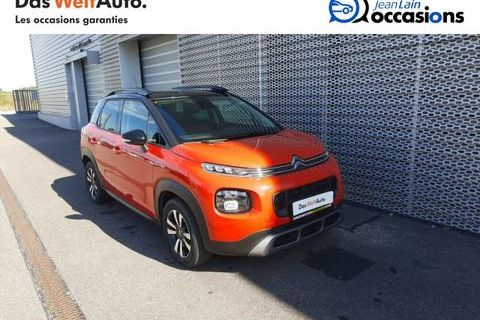 C3 Aircross BlueHDi 120 S&S EAT6 Shine 2019 occasion 01170 Cessy