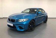 BMW M2 COUPE F87 2017 - Bleu Métallisée - M2 Coupé 370 ch M DKG 7 52970 77400 Saint-Thibault-des-Vignes