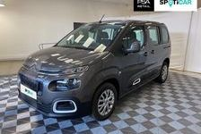 Citroën Berlingo Taille M BlueHDi 130 S&S BVM6 Feel 2020 occasion Le Grand-Quevilly 76120