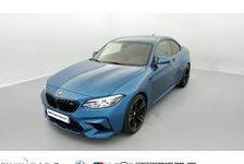 BMW M2 Compétition 410 ch M DKG7 2019 occasion Chennevières-sur-Marne 94430