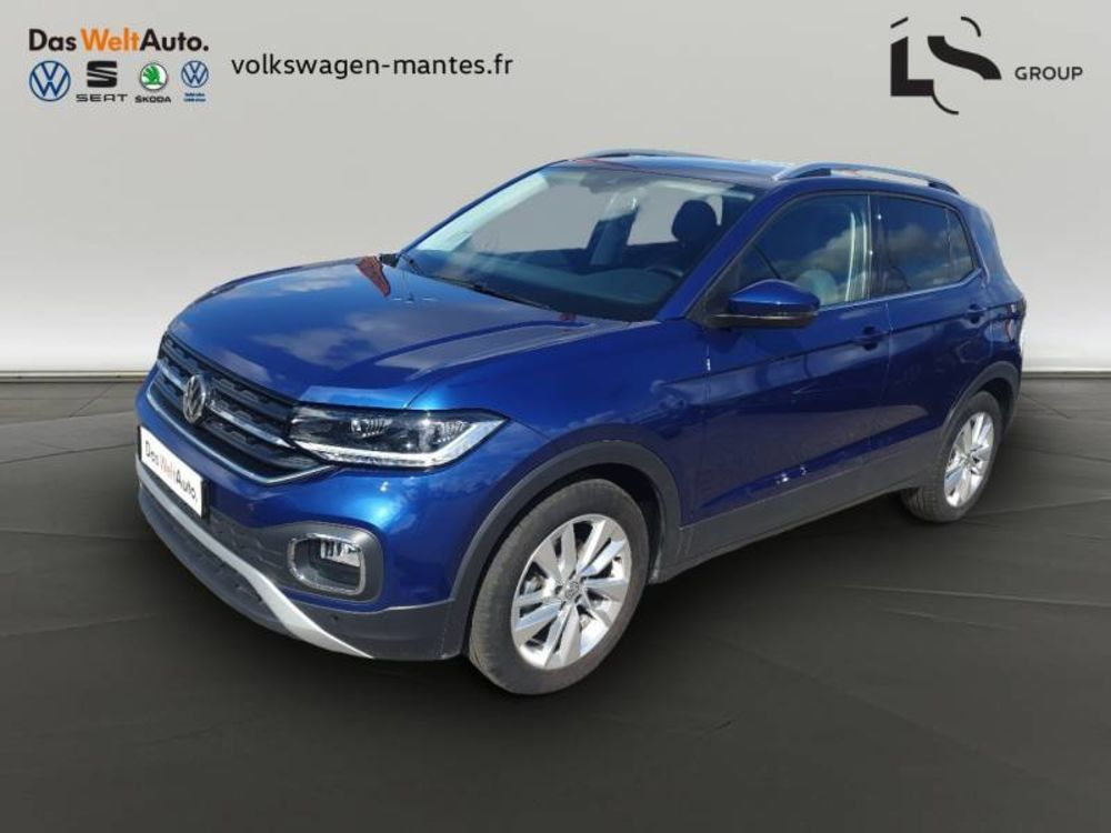 T-Cross 1.0 TSI 115 Start/Stop BVM6 Carat 2020 occasion 78200 Mantes-la-Jolie