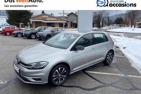 Volkswagen Golf 1.6 TDI 115 FAP BVM5 IQ.DRIVE 2020 occasion Voiron 38500