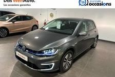 Volkswagen E-Golf 136 Electrique 2019 occasion Meythet 74960