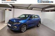 Volkswagen T-Cross 1.0 TSI 115 Start/Stop DSG7 R-Line 2020 occasion La Motte-Servolex 73290